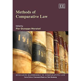 Methods of Comparative Law Research Handbooks in Comparative Law series