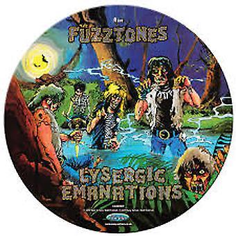 The Fuzztones – Lysergic Emanations Vinyl