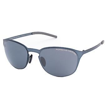 Unisex Sunglasses Porsche P8666-D Blue (ø 55 mm)