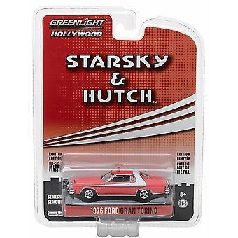 Starsky et Hutch 1976 Ford Gran Torino 1:64 Échelle Greenlight 44780A