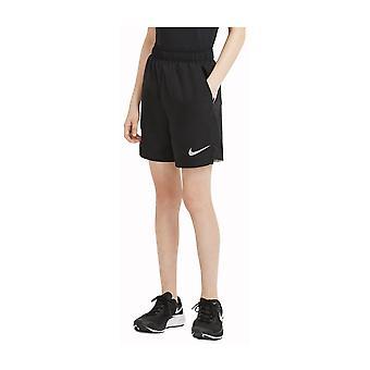 Nike 6 tommers vevd kort CV9308011 universell sommer gutt bukser