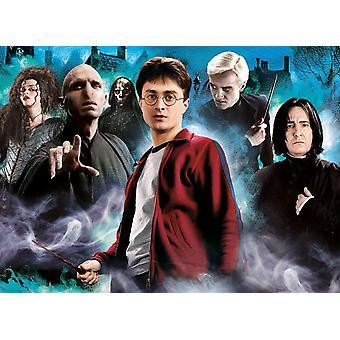 Clementoni Harry Potter Legpuzzel (1000 stukjes)
