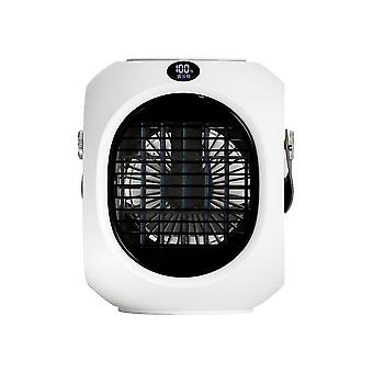 Water Cooled Air Conditioning Fan,table Small Refrigeration Mini Humidifying Spray Electric Fan