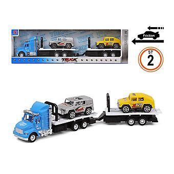 119169 des chariots à camions et des wagons à friction