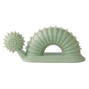 Lemmikkieläinten puremankestävä molaaristen hampaiden puhdistus stick lelu