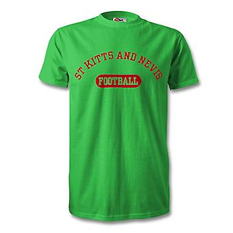 St Kitts and Nevis Football T-Shirt