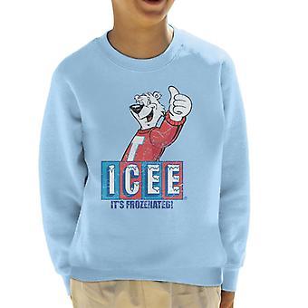 ICEE Its Frozenated Kid's Sweatshirt