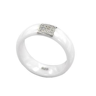 Nano keraaminen timantti upotettu sähköpinnoitettu rengas