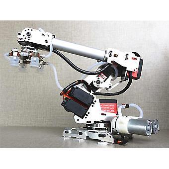Mekaaninen käsivarren ilmapumppu, alumiiniseosteollinen robotti, malli kuusiakselinen,