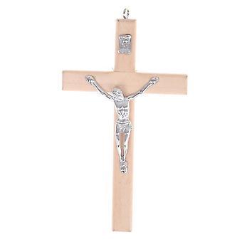 Jesus Christ, Suffering Statue Cross, Religious Prayer Decoration