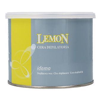 Kroppshårborttagning Vax Idema Can Lemon (400 ml)