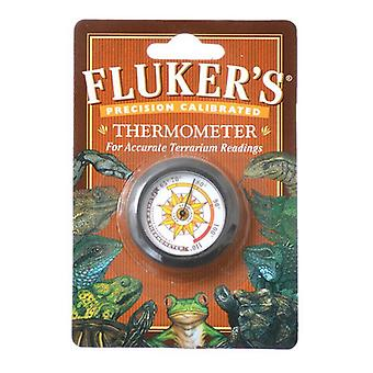 Flukers Precision Calibrated Thermometer - 1 Pack