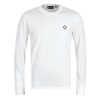 MA.Strum Icon Long Sleeve T-Shirt - White