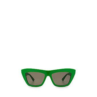Bottega Veneta BV1121S green unisex sunglasses
