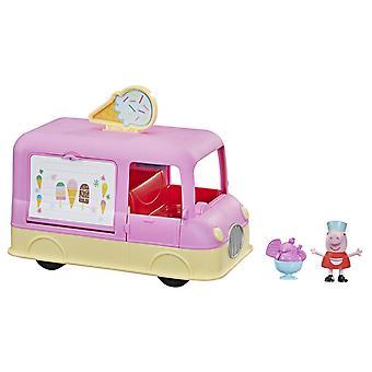 Peppa Pig - Jäätelöauto Soundilla