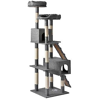 Large Cat Play Tower House