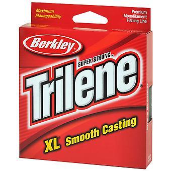 Berkley Trilene XL sileä valu Fl. kirkas/sininen siiman