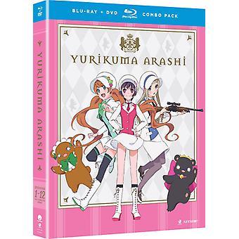 Yurikuma Arashi: Importación de Estados Unidos la serie completa [Blu-ray]