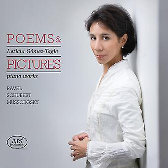 Mussorgsky / Rave / Gomez-Tagle - Poems & Pictures [SACD] USA import