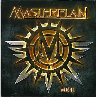 Masterplan - Mk 2 [CD] USA import