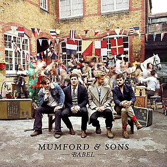 Mumford & Sons - Babel-Deluxe Edition [CD] USA import