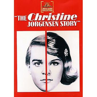 Christine Jorgensen Story [DVD] USA importeren
