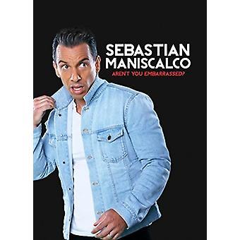 Sebastian Maniscalco: Är du generad [DVD] USA import