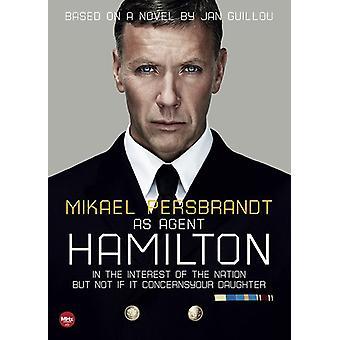 Agent Hamilton [DVD] USA import