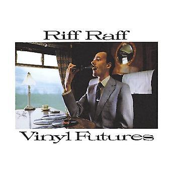 Riff Raff - Vinyl Futures [CD] USA importeren