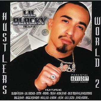 Lil' Blacky - Lil' Blacky: Vol. 2-Its a Hustlers World [CD] USA import