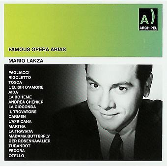 Vokal/ランツァ - マリオ ・ ランツァ Opern Arien Rca [CD] アメリカ インポート