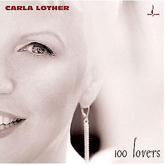 Carla Lother - 100 Lovers [CD] USA import