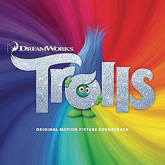 Les Trolls de DreamWorks / O.S.T. - Dreamworks Trolls / import USA O.S.T. [CD]