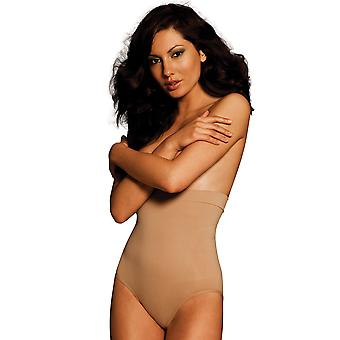 Womens Body Wrap Regular Superior Derriere Nude High Waist Panty 44811