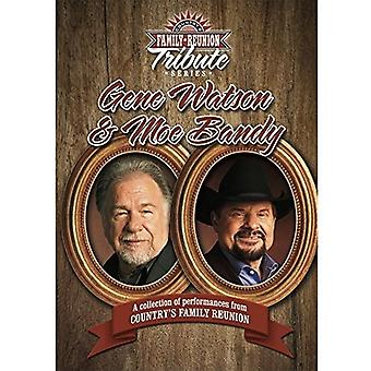 Cfr Tribute Series: Gene Watson & Moe Bandy [DVD] USA import