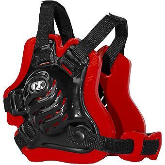 إعصار F5 حريصة كليف المصارعة القبعات--الأسود/قرمزي/أسود