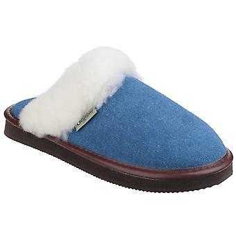 Cotswold dames Radway lichtgewicht mule slipper
