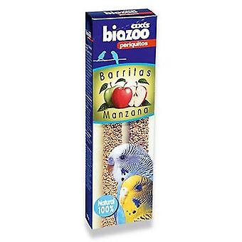 Axis-Biozoo Apple Sticks for Budgie (Birds , Bird Treats)