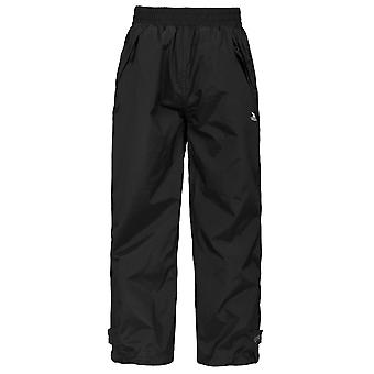 Trespass Boys Echo Waterproof Windproof Walking Trousers