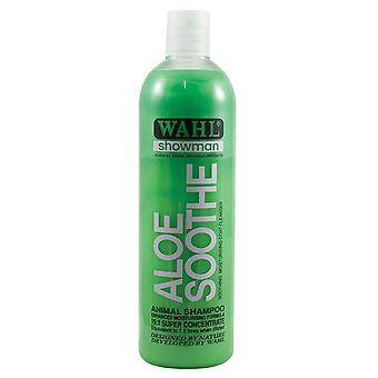 Wahl Showman Aloe naturale cane Shampoo 500 ml