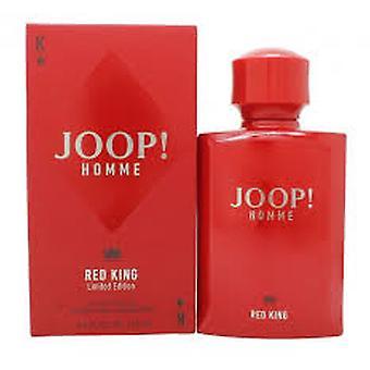 Joop! Homme vermelho rei Eau de Toilette 125ml EDT Spray