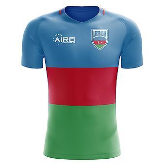 2020-2021 Aserbajdsjan Hjem Konseptet Fotball Skjorte