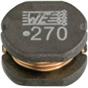 Würth Elektronik WE-PD2 74477610 wygładzanie choke SMD 1054 10 µH 0,06 Ω 2.98 A 1 szt.
