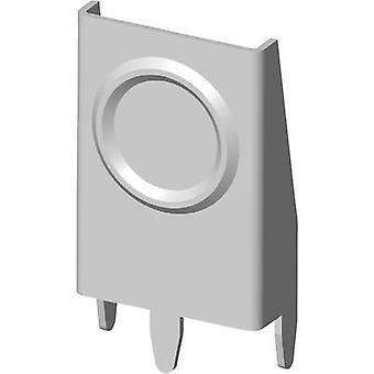 Vogt Verbindungstechnik 1456c.98 pojedynczy kontakt 1 x AA lutu lug (L x b x H) 4.8 x 9,7 x 17 mm