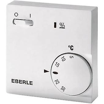 Mode de 24h Eberle RTR-E 6202 couverte thermostat montage en Surface 5 à 30 ° C