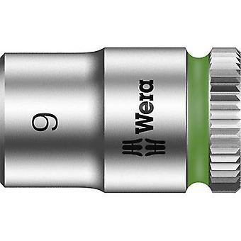 Wera 8790 HMA 05003508001 Hex huvud Bits 9 mm 1/4 (6,3 mm)