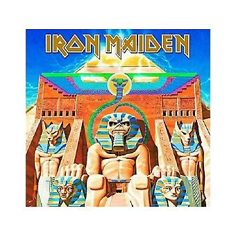 Iron Maiden Greeting Card Power Slave new Official any occasion