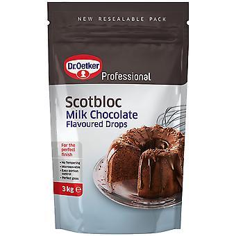 Dr オーガニック Scotbloc ミルク チョコレートが値下がりしました