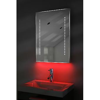 Ambient Gohaver LED Lustro łazienkowe z Demister Pad & Sensor K10sb