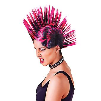 Mohican (Female) Pink/Black
